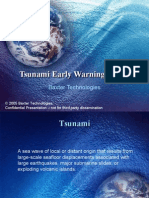 Tsunami Early Warning System