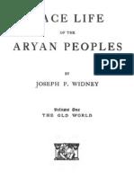 Widney Joseph P. - Race Life of the Aryan Peoples Volume 1