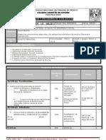 Plan y Programa 5 Periodo 2012
