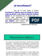 Planeamiento didactico