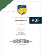 HP Chetanya Rajput a-27