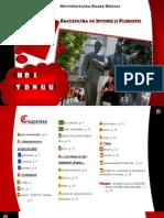 Ghidul_studentului_2011 Istorie Si Filo