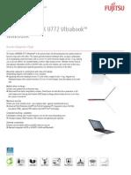 Ds Lifebook u772