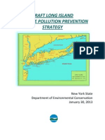 Draft Long Island Pesticide Pollution Prevention Strategy