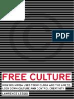 Lessig Free Culture