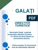Galati- Obiective Turistice