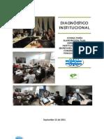 Diagnostico Institucional SIC 2011