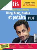 Politis Sarkozy Bling Blig