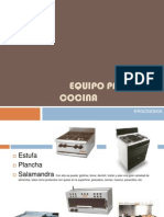 EQUIPO PARA COCINA.ppt