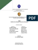 Analisis de Los Estados Financieros Extrangeros PDF