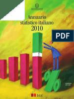 Annuario Statistico Italiano 2010