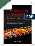 20101112-Sousa Pedro o Pensamento Vol i