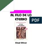 Oliver, Chad - Al Filo de Lo Eterno