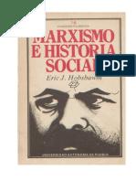 Marx y Las Ciencias Sociales