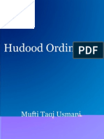 Hudood Ordinance