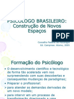 Psicólogo Brasileiro