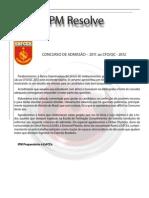 EsFCEx 2011 CFO QC 2012 Prova Comentada