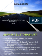 S52_Sustainability in Asphalt Pavement Design and Construction_LTC2013