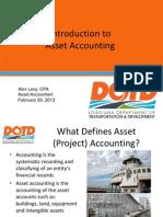 S59_Capitalized Asset or Maintenance Activity Classification_LTC2013
