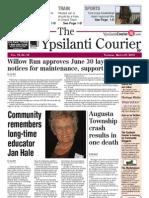 Ypsilanti Courier March 21, 2013