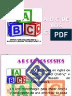 Contabilidad de Costos.. ABC de Los Costos (2)