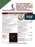 llff sponsorship form 2013
