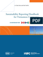 Sustainability Reporting Handbook for Vietnamese Companies