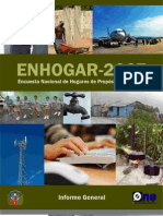 ENHOGAR-2007, Informe General