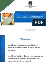 1. TEB - El Mundo Microbiologico