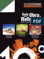 Guia de La Obra y La Reforma 2012