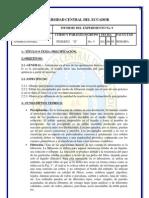 Informe No 9.- Precipitacion - Semestre