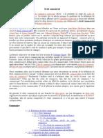 Droit Commercial Marocain