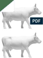 CowParade - Hoja de bocetos