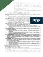 Catalago de Cuentas