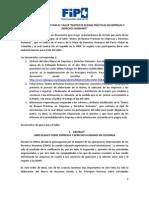 Material de Trabajo Para El Taller Mesa Ddhh Pacto Global