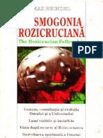 Cosmogonia Rozicruciana - Max Heindel