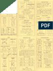 Matematika - zute formule