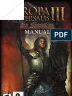 Euiii English in Nomine Manual