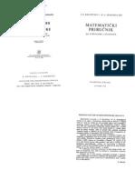 Bronstejn - Matematicki Prirucnik Za Inzenjere i Studente (1964)