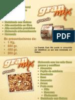 Presentación Granola