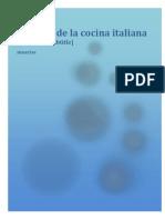 Gastronomia Italiana..