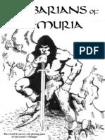 Barbarians of Lemuria Free Version