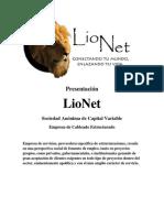 Curriculum Lionet