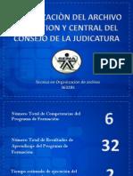 Proyecto formativo.Técnico en organizacion de archivos 363285
