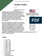 História dos Estados Unidos – Wikipédia, a enciclopédia livre