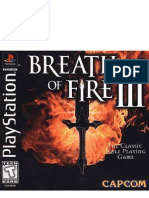 3d&T Breat Of Fire 3