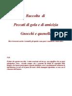 Raccolta Gnocchi