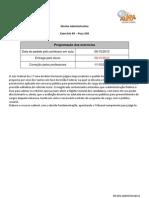 ADM - Excercicio 09 - Peça 209