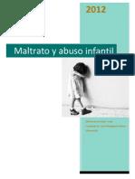 Manual Maltrato y Abuso Infantil