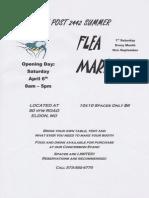 Eldon Flea Market - 2442